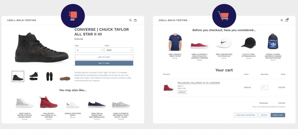 Shopify Cross Sell Tips